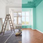 رنگ آمیزی و نقاشی ساختمان